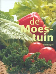 Leuk boek: De Moestuin door Fieke Hoogvelt