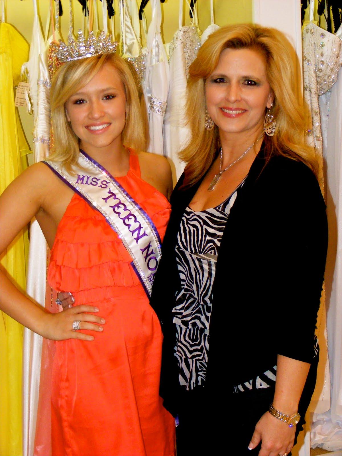 Miss Teen North Carolina International goes to Gregory Ellenburg's