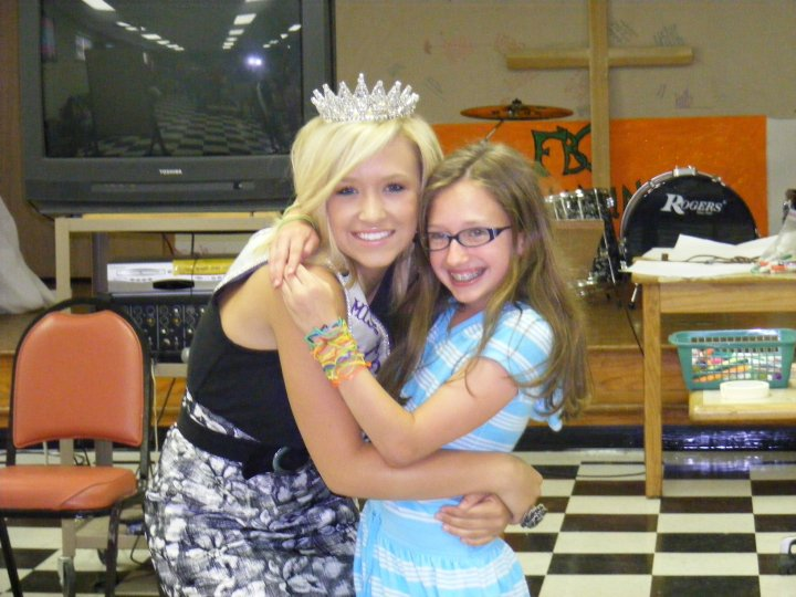 Miss Teen North Carolina International speaks to the youth at Swannanoa ...