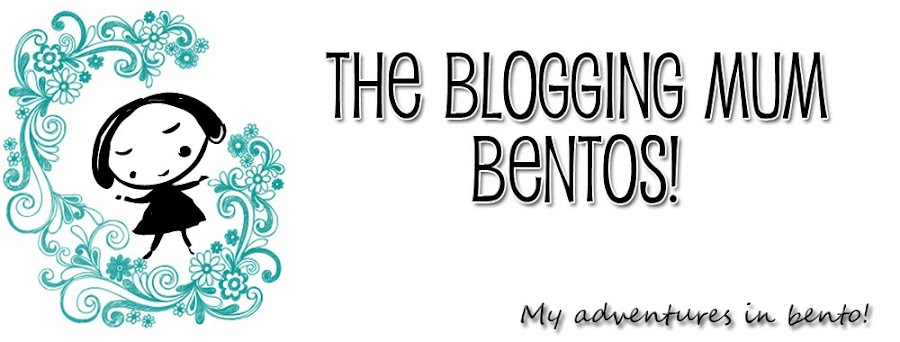 The Blogging Mum Bentos!