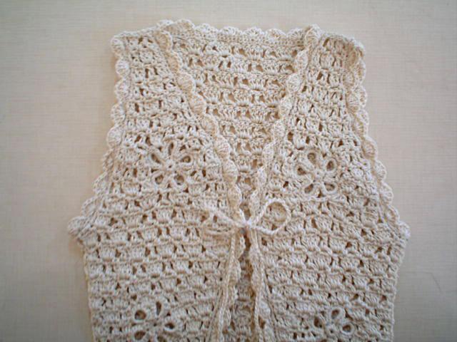 Easy Crochet Baby Vest Pattern : Easy Crochet Vest ? Crochet Club