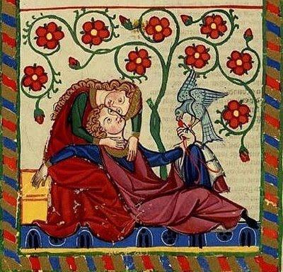 TAN CERCA TAN LEJOS…  El libro de los Teobaldos Lirica_medieval