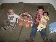 The boys and baby Haley!!