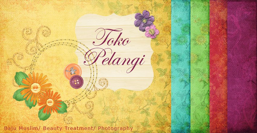 Toserba Online Murah: Grosir Baju Muslim, Beauty Treatment dll.