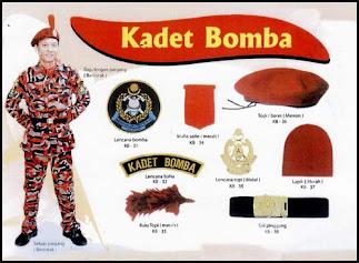 Pakaian Kadet Bomba