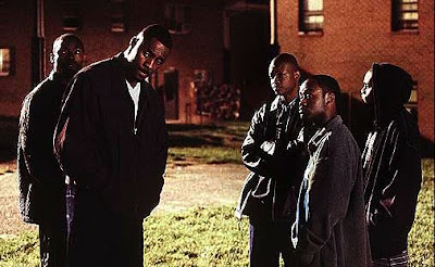The Wire Season 1 Episode 1   What S Alan Watching The Wire Season 1 Episode 7 One Arrest