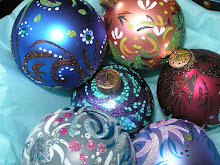 See Our Spectacular Collection of Hand Painted Ornaments