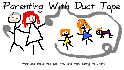 Parenting With Duct Tape