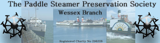 The Paddle Steamer Preservation Society - Wessex Branch