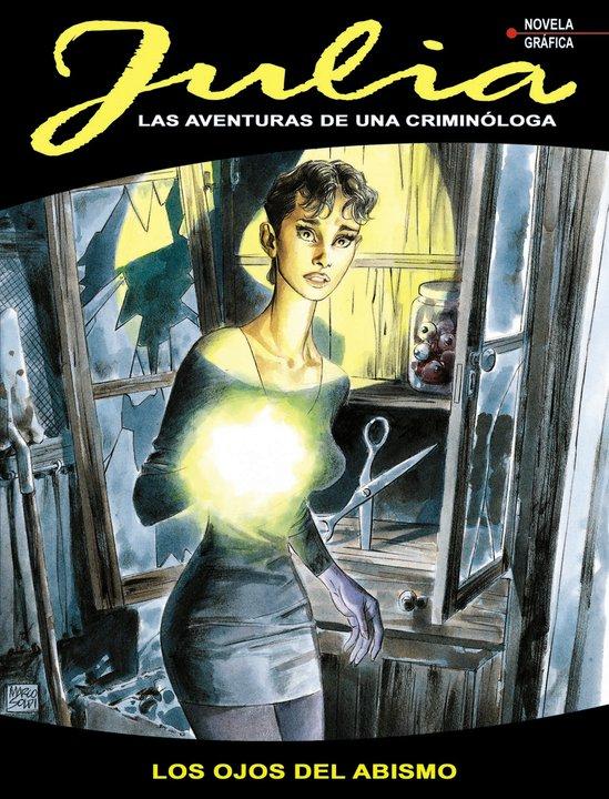 Julia, las aventuras de una criminóloga
