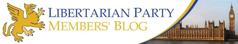 Libertarian Party Logo. Libertarian Party UK