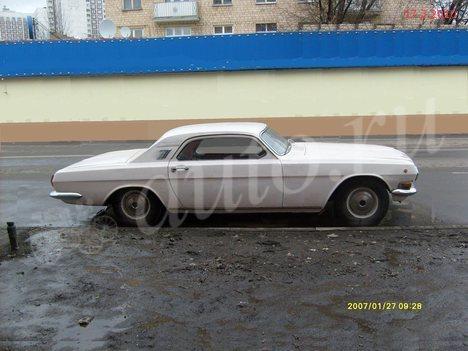 Волга 24 своими руками