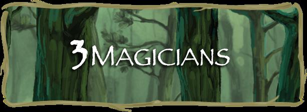 3 Magicians