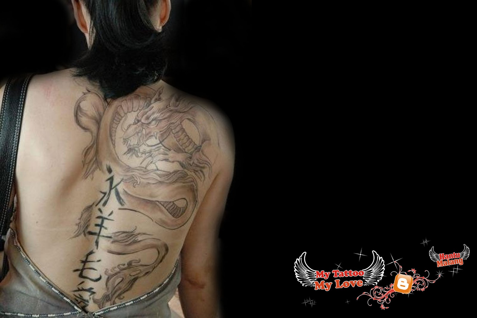 family wallpaper shaking hands tribal biomech rib tattoo posted in tattoos with tags bio. Black Bedroom Furniture Sets. Home Design Ideas