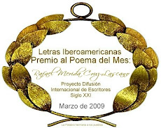 Corona de Laurel Marzo 2009