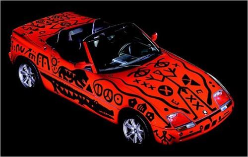 car body kits bmw art car collection. Black Bedroom Furniture Sets. Home Design Ideas
