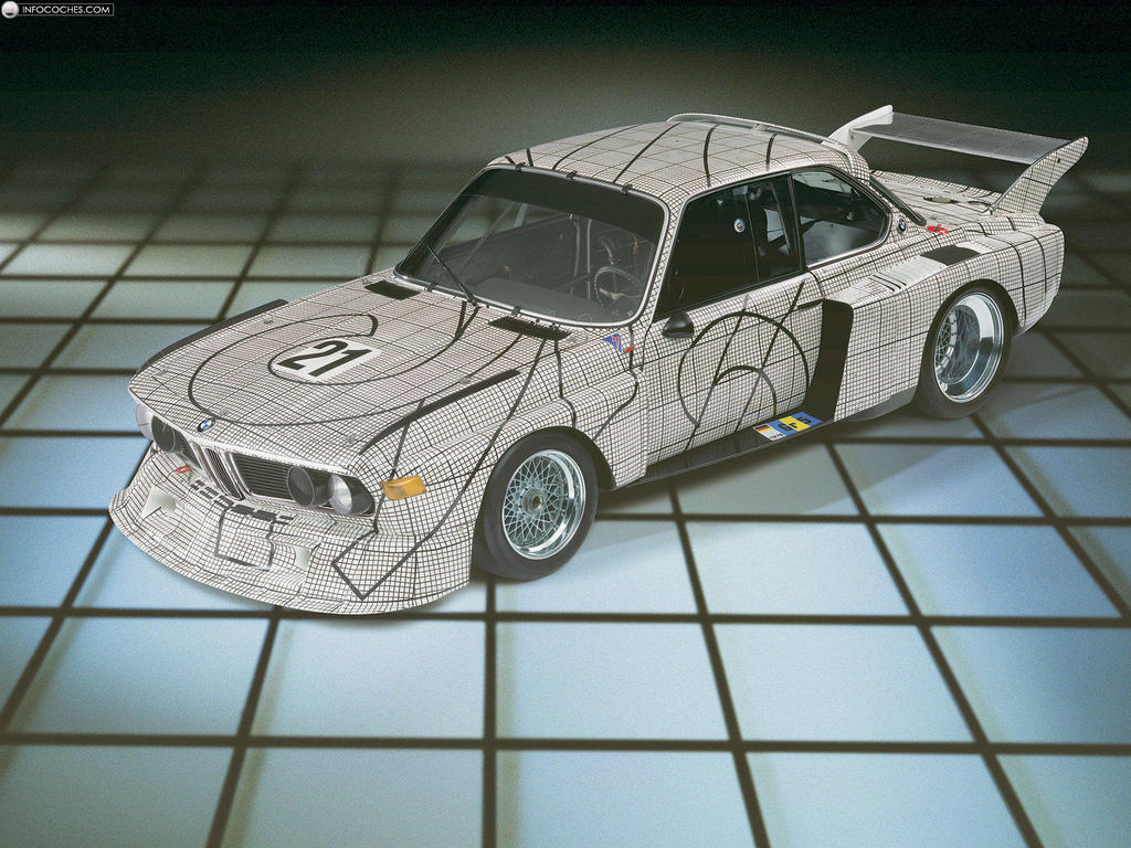 car body kits: BMW art car Collection