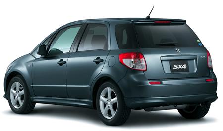 About Automotive Blogs Suzuki Sx4