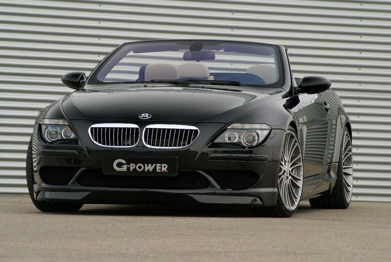 bmw m5 black 2010. BMW M5 G-POWER