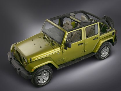 Jeep Wrangler Unlimited. Posted by art at 4:35 AM