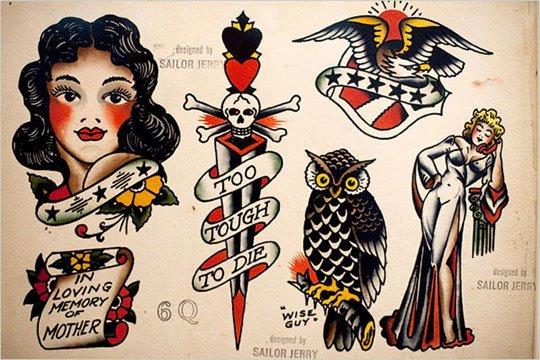 Tattoos by Medusa