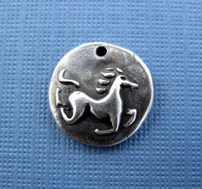 silver wild horse charm jewelry bracelet