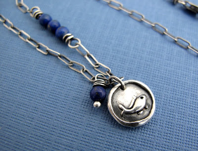 silver lucky fish charm necklace hint jewelry