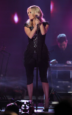 Carrie Underwood at the CMT Artists of the Year Event Pics