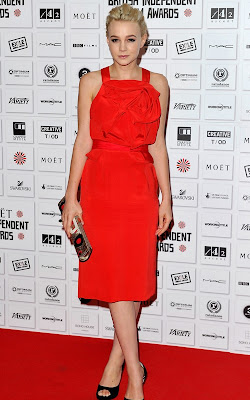 Carey Mulligan at the 2010 Moet British Independent Film Awards Pics