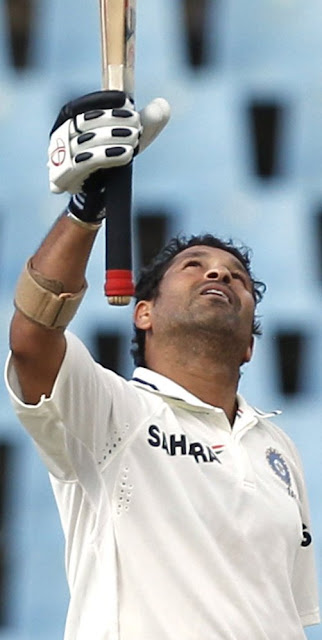 Sachin Tendulkar 50th Test Century Photos