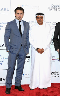 Colin Farrell at the Dubai Film Festival Pics