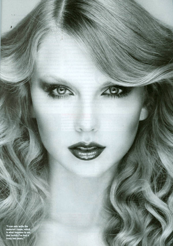 taylor swift magazine pictures. U.S. singer Taylor Swift is