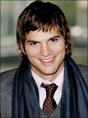 ashton kutcher modeling photos. Ashton Kutcher Hot Pics