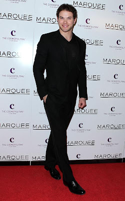 Kellan Lutz at the Grand Opening of Marquee Nightclub at The Cosmopolitan of Las Vegas