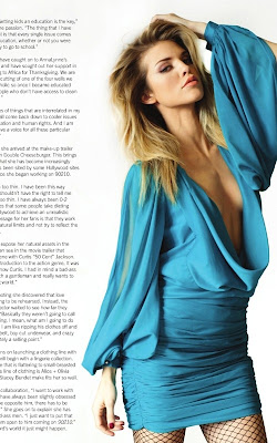 AnnaLynne McCord Maniac Magazine Photos