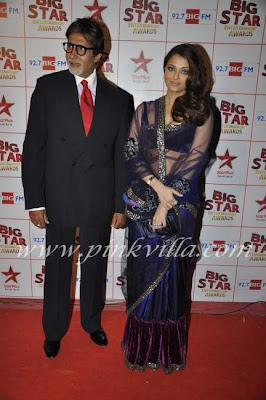 Tina Ambani at the Big Star Entertainment Awards Photos