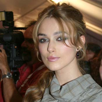 keira knightley eye makeup. Keira Knightley Teeth