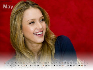 Jessica Alba Calendar 2011 Wallpapers | Jessica Alba Calendar 2011