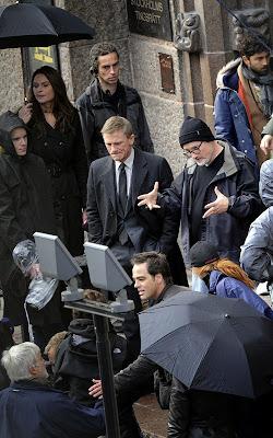 Daniel Craig & Rachel Weisz's Holiday