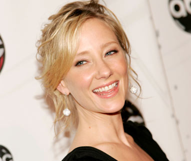 Anne Heche Website
