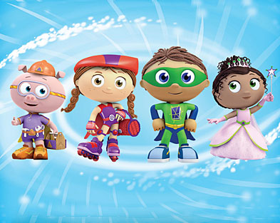 guest post  throwing a super WHY partySuper Why