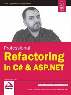 Professional Refactoring in C# & ASP.NET 2009