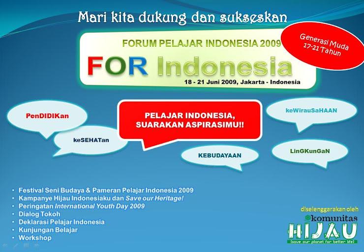 FORUM PELAJAR INDONESIA