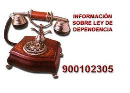 ley de dependencia en el boe: