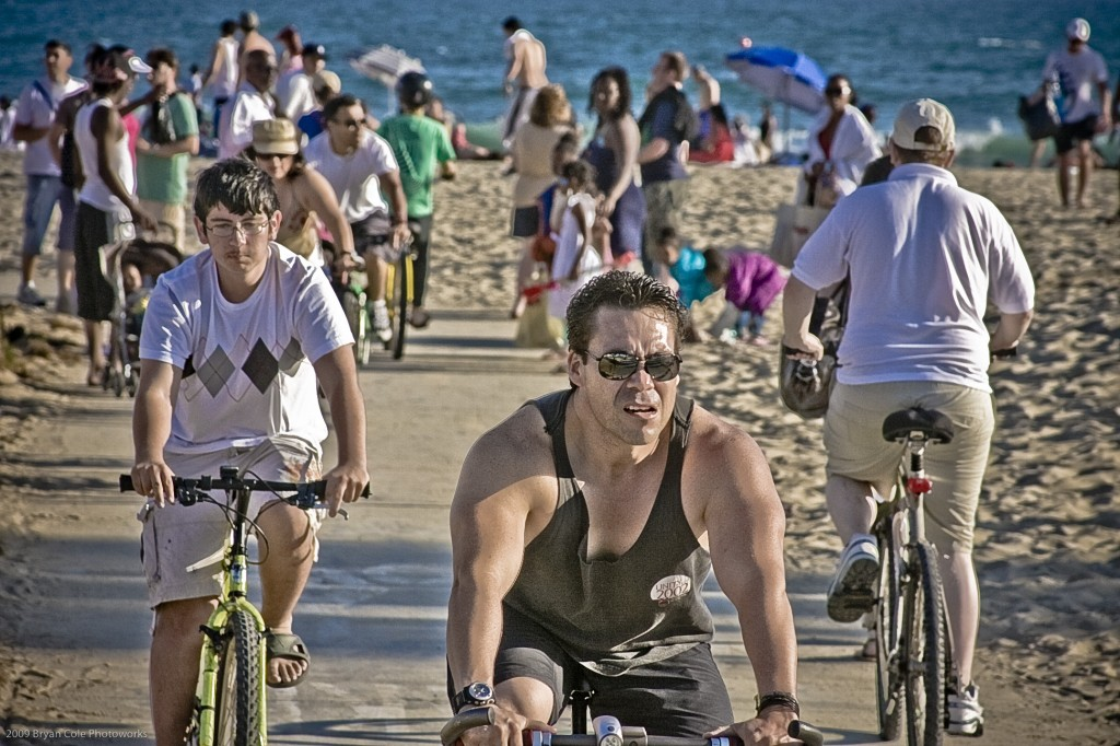Will Rogers State Beach Bike Rentals