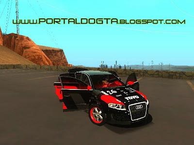 Audi RS4 Grip