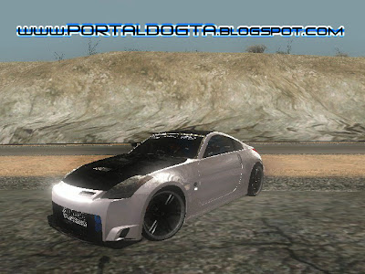 SA-Nissan 350Z Fairlady
