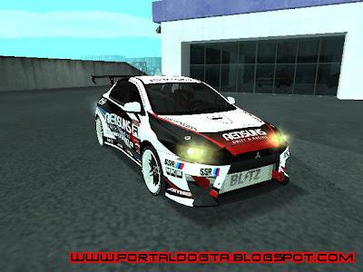 Mitsubishi Lancer X Tuning