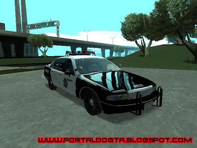 Chevrolet Caprice Police 1991