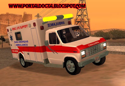 Ford Econoline Ambulance '86